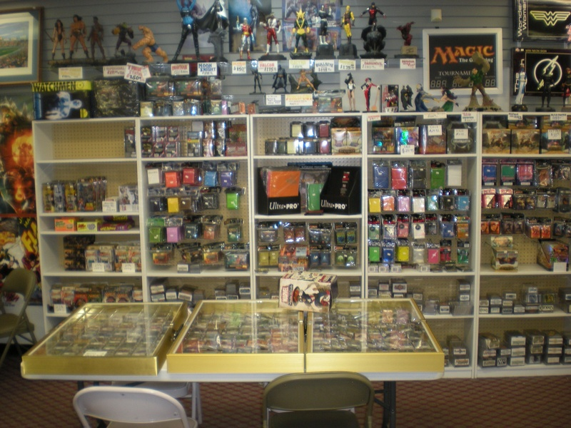 Gaming Supplies